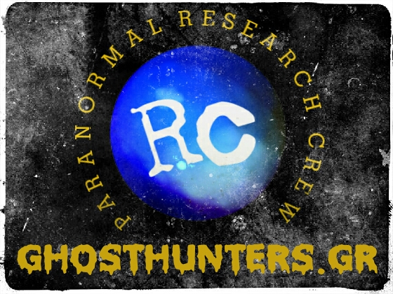 PARANORMAL RESEARCH CREW-GREEK GHOSTHUNTERS
